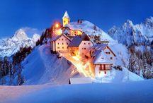 Luoghi / Montagna, alps, friuli, Lussari