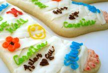 Fun Stuff! / Fun Custom Cookies