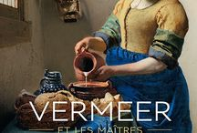 Vermeer and the masters of the genre in the Louvre museum