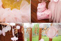 {Party Ideas} ballerina party