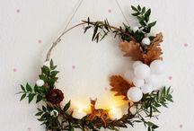 Winter and holiday craftsmanship