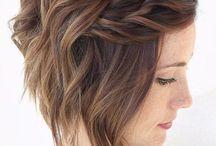 The Asymmetrical bob haircut board