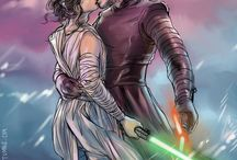 kylo and rey❤❤❤