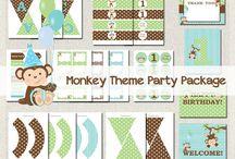 ken monkey theme