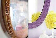 DIY - Painted Mirrors / by Jennifer Lynn