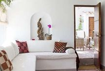 Spanish style decor and design