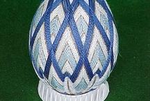 Пасхальное яйца