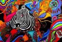 Rebeca Rambal paintings
