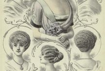 coiffures historiques