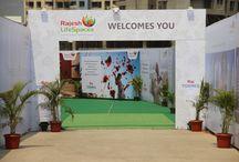 Raj Torres Private Launch / Date – 16th ,17th and 18th May 2014  Venue – Raj Tattva, Kapurbawdi Junction, Thane west     www.rajeshlifespaces.com