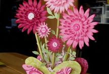 Beautiful paper creations / Projects I love made by Pinterest members