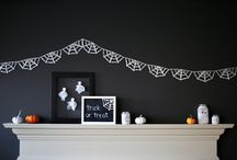 Halloween / Ideas en Halloween para Niños. Manualidades, Fotos,... / by DecoPeques- Decoración infantil