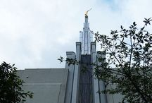 LDS Temples Around the World
