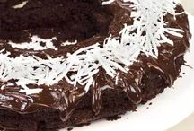 bolo chocolate micro  ondas
