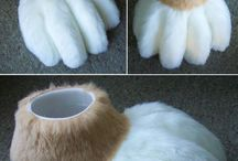 Fursuit Tutorials / Helpful ideas to make awesome furry costumes.