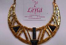 Collares / Collares actuales de diferentes estilos, ideales para regalar o darse un capricho ;)