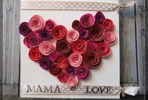 Muttertag / Inspirationen zum Muttertag