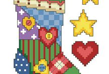 Cross Stitch: Christmas / by Annie Meek