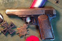 WW 1 Guns