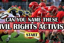 Sports Quizzes / NFL, baseball, hockey, soccer, basketball quizzes