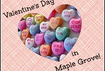 Valentine Fun! / Activities, gifts, crafts, and other fun ideas