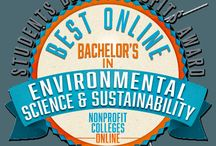 Earth, Society & Environmental Sustainability / Online Bachelor of Science in Earth, Society & Environmental Sustainability