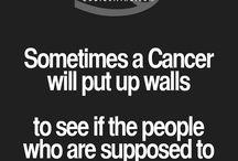 sign cancer