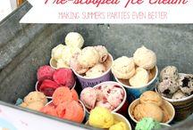 Ice cream / by KlaraForm