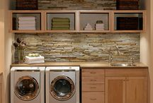 Laundry Room / by Tonya Forcier