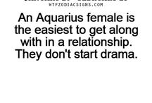 Aquarius facts