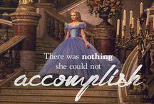 Cinderella / by Faith Hey