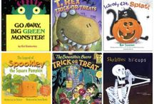 Halloween Picture Books, Crafts, & Food