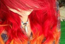 Hair Color♀️and style