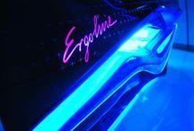 Solární studio Golden Beach...Ergoline