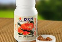 Ganoderma Food-supplements / Ganoderma Food-supplements by DXN