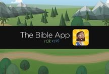 Kids Apps for Christian Parents / Recommendations for apps that help your kids know and fall in love with God, the word of God and Jesus himself.