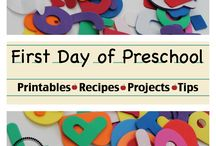 Back To School Printables, Recipes and Ideas