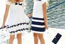 Little fashion girls