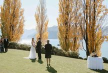 Wanaka Lakeside Weddings New Zealand