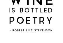 Wine... not