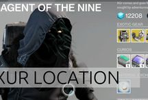 Destiny Xur Location
