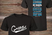 Grateful Shirts / Are you ready to magnify the Lord by having an attitude of Gratitude?  Then, this shirt is best for you to remind you to always be Grateful.  Click Here to Purchase => http://discipletee.com/P42-3 ** Tag, and Share With Your Friends! **