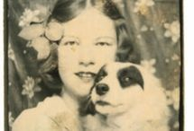 Photo Booth with Pets / Vintage Photo Booth  / by Barbie Rodes
