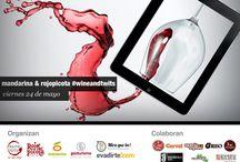 #wineandtwits Peñíscola / 1er #wineandtwits de la provincia de Castellón que se va a celebrar en Peñíscola. Un evento donde se rinde tributo al vino y la red social de moda twitter, a la vez que disfrutarás de nuestros mejores productos del territorio. http://www.evadirte.com/es/wineandtwits-peniscola_a_103858.htm#.UX47frQSoZa