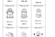Matek 3. osztály