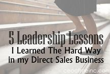 Leadership  / by Rhoda Berry