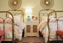 Kids Bedroom Ideas / by The Ironstone Nest