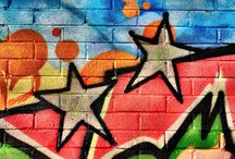 Graffiti Wall Mural Wallpaper Ideas
