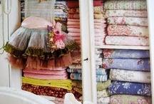 Sewing Shop Ideas / by Rhonda Nuccio