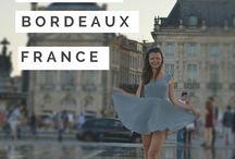 Trip to Atlantic Coast France & Spain / Travel, Vocation, Urlaub